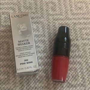 New Lancôme Matte Shaker in Pink Wink